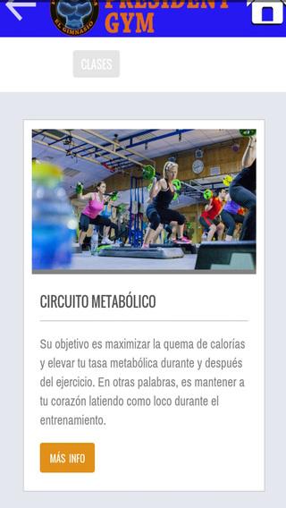 Gym PresidentSport Albacete
