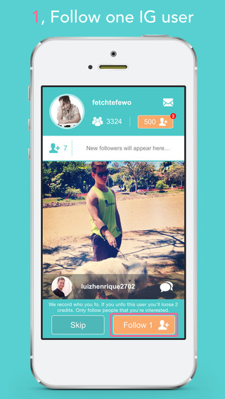Followly Pro - get followers on Instagram with true unfollow protection