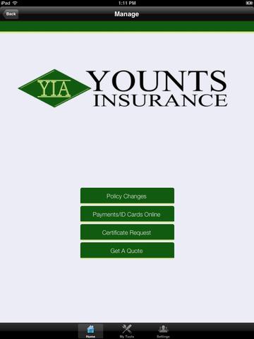 玩免費商業APP|下載Younts Insurance HD app不用錢|硬是要APP