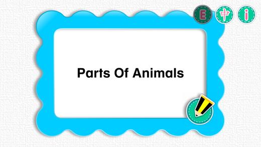 PicDic - Animals Eng-Chinese