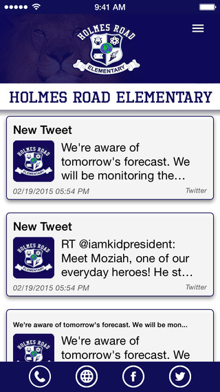 Holmes Road Elementary