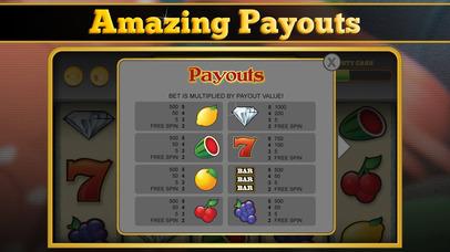 Screenshot 4 Slots 777™ — VEGAS CLASSIC – offline progressive slot machine with free coins feature & hourly bonus