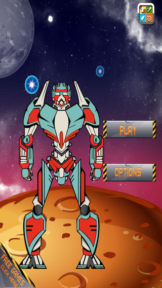Galaxy Alien Explorer - A Space Guardian Bot Rescue Mission