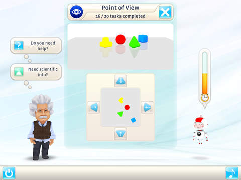 Einstein™ Brain Trainer HD Screenshots