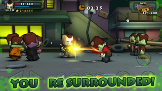 Screenshot #7 for Call of Mini™ Brawlers