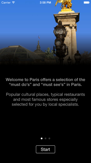 Welcome to Paris for KT