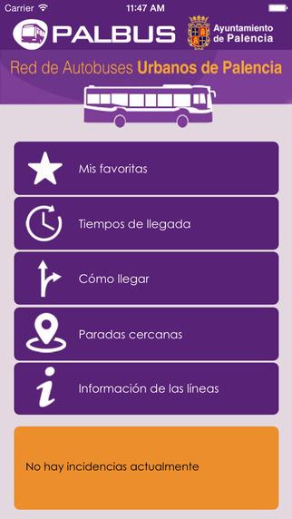 PALBUS - Buses de Palencia