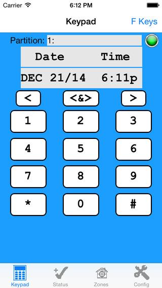HABIT DSC Alarm Monitor