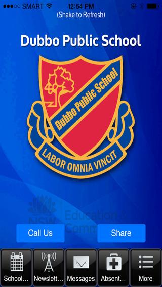 Dubbo Public School