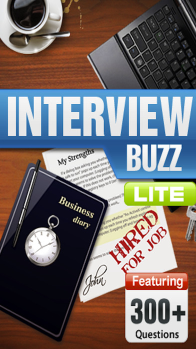 Interview Buzz LITE iPhone Screenshot 1