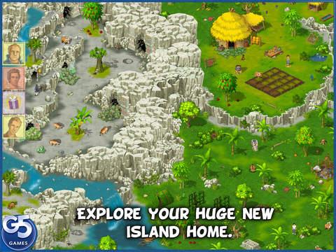 Screenshot #2 for The Island Castaway®: Lost World™