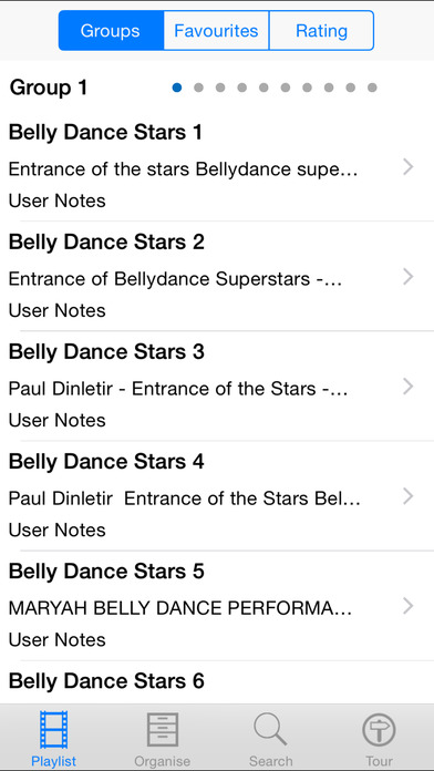 Belly Dance Stars iPhone Screenshot 2