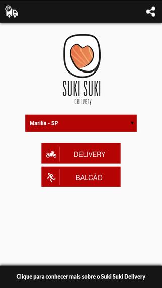 Suki Suki Delivery