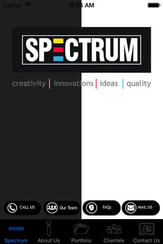 Spectrum Advt screenshot 1