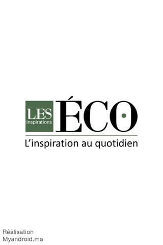 Les ÉCO Maroc screenshot 1