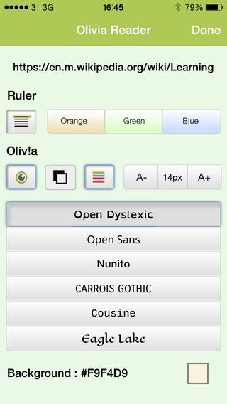 Olivia Reader
