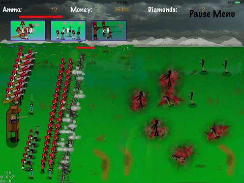 Screenshots of Final Stand: Waterloo for iPad