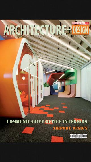Architecture + Design magazine