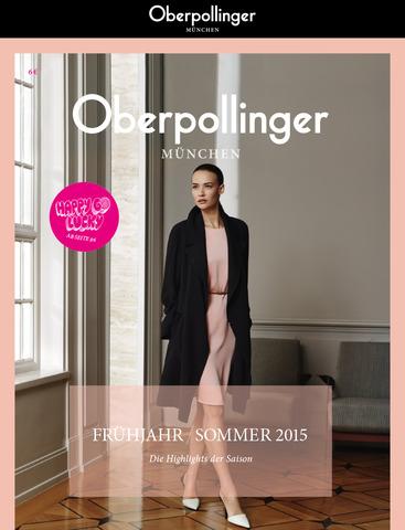Oberpollinger Magazin