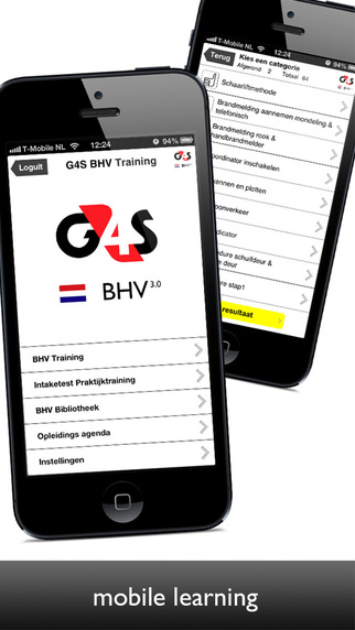 G4S Training Safety