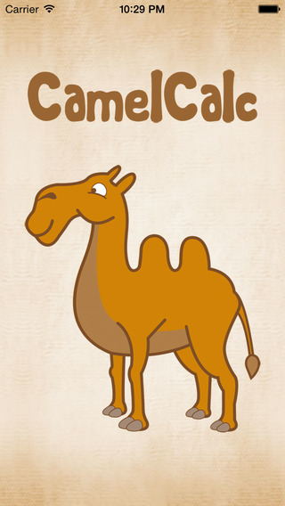 CamelCalc