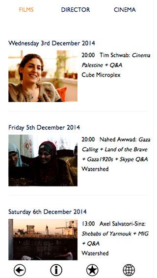 Bristol Palestinian Film Festival