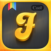 Cool Fonts Pro - The Best Font Keyboard with Themes for iOS 8