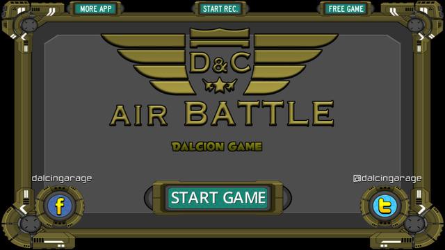 Dalcion Air Battle