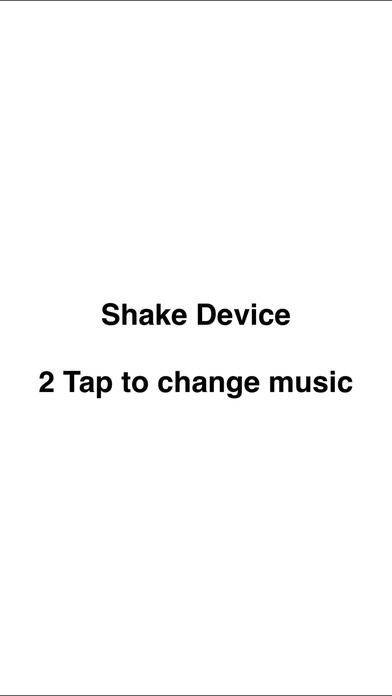 Beat Shake iPhone Screenshot 1