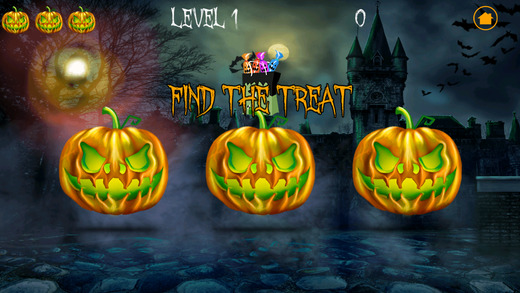 Halloween Monster Shooter Pro - Find the hidden treat puzzle