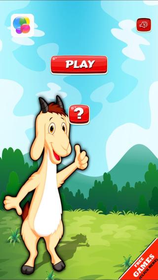 Goat Jumping Simulator - Animal Dodging Challenge