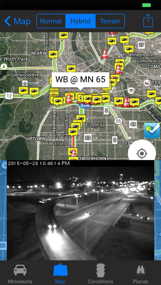免費APP-I-90 Road Conditions and Traffic Cameras/Idaho/Illinois ...