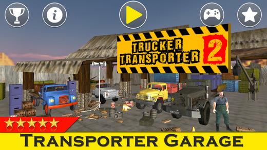 Trucker Transporter 2 - Parking Simulator