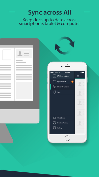 CamScanner +| PDF Document Scanner and OCR Screenshots