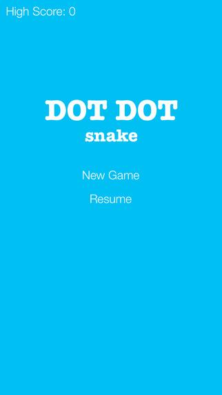 Dot Dot Snake