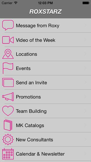 ROXSTARZ AREA app