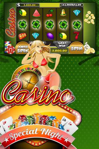 King Of Spades Tournament Craps Slots Machines screenshot 1