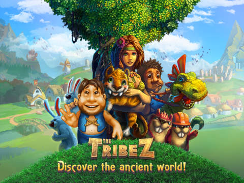 The Tribez HD - Join the fun
