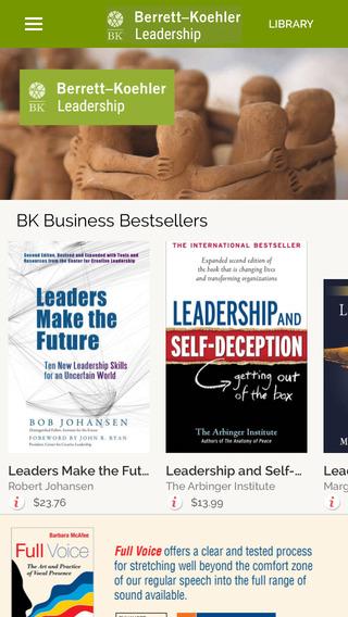 Berrett-Koehler Leadership