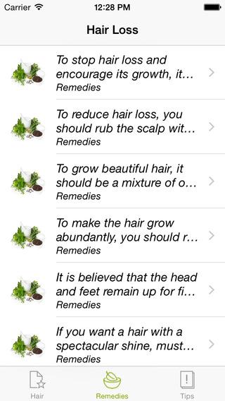 Home Remedies Hair Loss