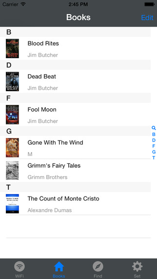 FlyBook Free — An EPub Reader