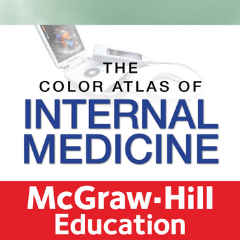 The Color Atlas of Internal Medicine 醫療 App LOGO-硬是要APP
