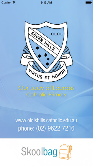 Our Lady of Lourdes Primary Seven Hills - Skoolbag