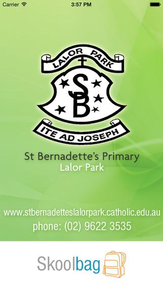 St Bernadette's Primary Lalor Park - Skoolbag