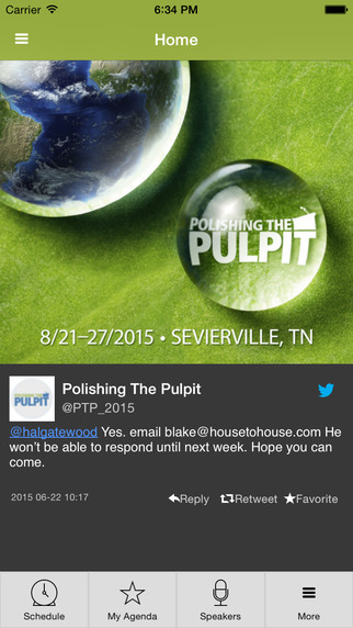 Polishing the Pulpit 2015