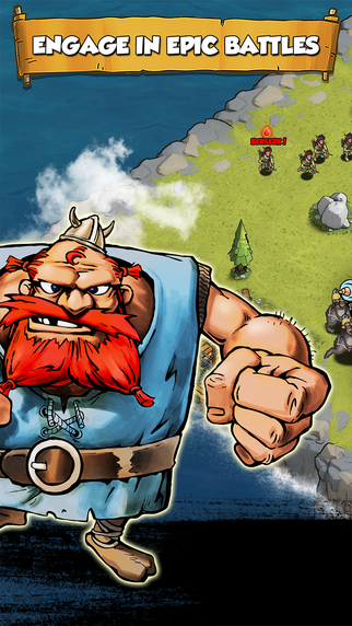 Vikings Gone Wild – Strategy Game