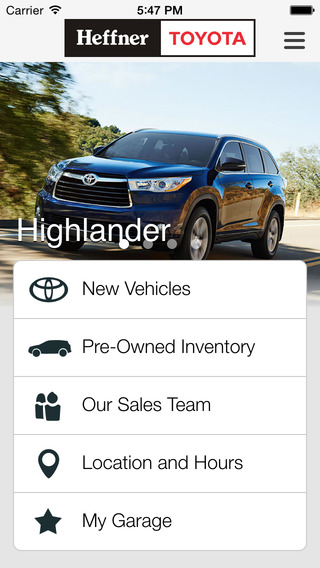 Heffner Toyota - Kitchener Waterloo Car Dealer