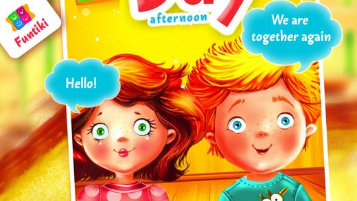 Hello day: Afternoon education apps for kids