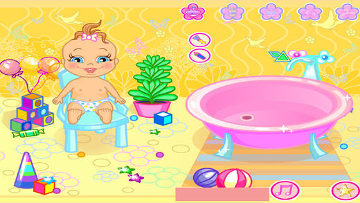 Help Baby A Bath