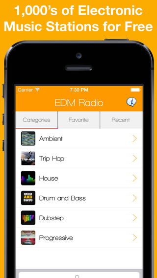 EDM Radio Dubstep and Electronic Music